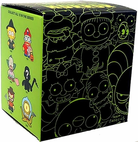 Simpsons Kidrobot Treehouse of Horror Mystery Figure Pack [1 Random Figure]