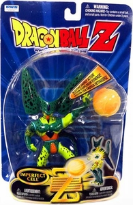 Dragon Ball Z Blasting Energy Action Figure Imperfect Cell