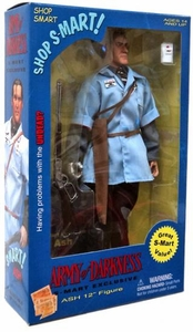 Sideshow Collectibles Army of Darkness 12 Inch Action Figure S-Mart Ash