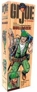 GI Joe SGT Rock & the Men of Easy Company Action Figure Bulldozer