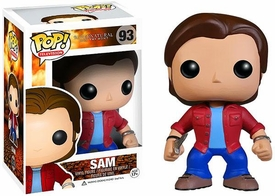 Funko POP! Supernatural Vinyl Figure Sam New!