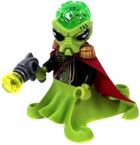 LEGO Alien Conquest LOOSE Alien Commander with Laser Pistol