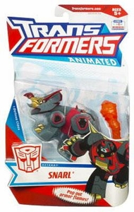 Transformers Animated Deluxe Figure Snarl
