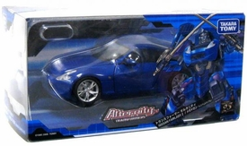 Transformers Takara Alternity A-02 Nissan Fairlady Z Megatron [Blue]