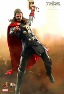 Hot Toys Thor The Dark World 1/6 Scale Collectible Figure Thor Pre-Order ships September
