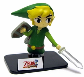 Legend of Zelda Series Collection 2 Inch PVC Figure Link [Phantom Hourglass]