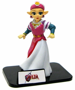Legend of Zelda Series Collection 2.5 Inch PVC Figure Zelda [Ocarina of Time]