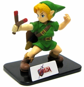 Legend of Zelda Series Collection 2.5 Inch PVC Figure Link [Ocarina of Time]
