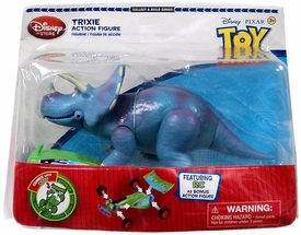 Disney & Pixar Exclusive Toy Story Collect and Build RC Series Trixie Damaged Package, Mint Contents!