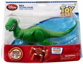 Disney & Pixar Exclusive Toy Story Collect and Build Chunk Series Rex
