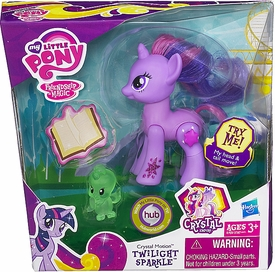 My Little Pony Deluxe Figure Crystal Motion Twilight Sparkle