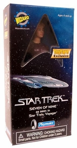 Star Trek Playmates Action Figure Toyfare Exclusive Seven of Nine
