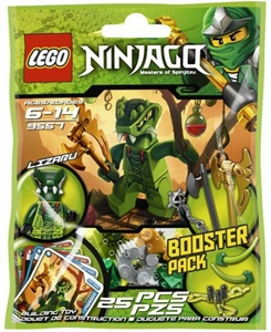 LEGO Ninjago Booster Pack Set #9557 Lizaru [Bagged]