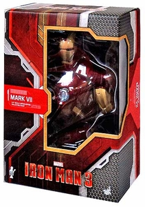 Iron Man 3 Hot Toys Movie 1/4 Scale Bust Iron Man Mark VII