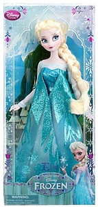 Disney Frozen Exclusive 12 Inch Classic Doll Elsa