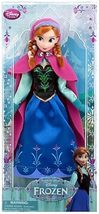 Disney Frozen Exclusive 12 Inch Classic Doll Anna
