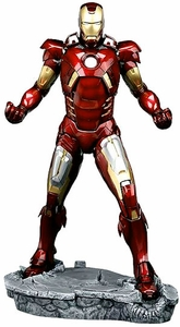 Marvel Iron Man 3 Kotobukiya 16 Inch Fine Art Statue Iron Man Mark 7