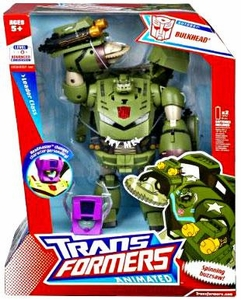 Transformers Animated Leader Action Figure Bulkhead