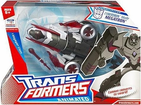 Transformers Animated Voyager Figure Cybertron Mode Megatron