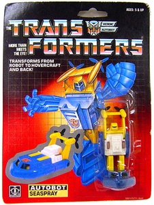 Transformers Vintage G1 Seaspray