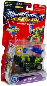 Transformers Energon Powerlinx Battles Basic C1 Sledge
