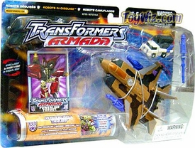 Transformers Armada Powerlinx Thrust With Inferno Mini-Con Figure