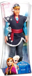 Disney Frozen 11 Inch Sparkle Doll Kristoff Hot!