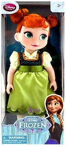 Disney Frozen Exclusive 16 Inch Toddler Doll Anna