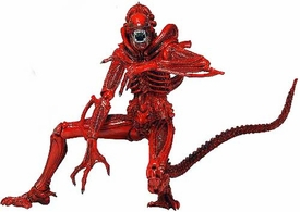 NECA Aliens Loose Action Figure Red Alien Warrior