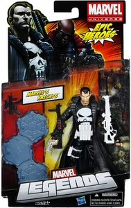 Marvel Legends 2012 Series 3 Action Figure Marvel's Knights [Punisher]