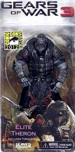 NECA Gears of War 3 2012 SDCC Comic Con Exclusive Action Figure Elite Theron