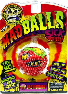 Madballs Sick Series 1 Bash Brain