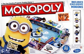 Despicable Me 2 Board Game Monopoly [Includes Exclusive Minions!]
