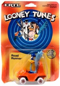 Ertl Looney Tunes Die Cast Metal Vehicle Road Runner Car