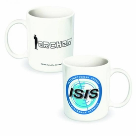 Archer Isis Mug Pre-Order ships April