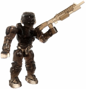 Halo Wars Mega Bloks LOOSE Mini Figure UNSC Shadow Master Chief with Shotgun Ultra Rare Chase!