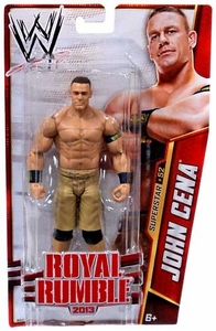 Mattel WWE Wrestling Basic Series 32 Action Figure #52 John Cena