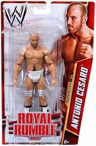 Mattel WWE Wrestling Basic Series 32 Action Figure #54 Antonio Cesaro