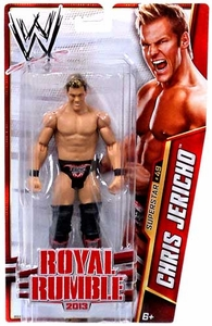 Mattel WWE Wrestling Basic Series 32 Action Figure #49 Chris Jericho