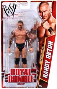 Mattel WWE Wrestling Basic Series 32 Action Figure #51 Randy Orton