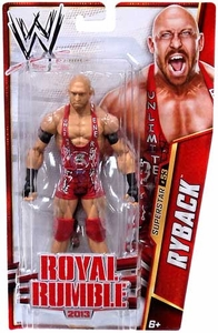 Mattel WWE Wrestling Basic Series 32 Action Figure #53 Ryback