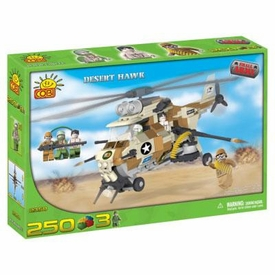 COBI Blocks Small Army #2350 Desert Hawk