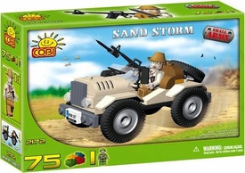 COBI Blocks Small Army #2172 Sand Storm