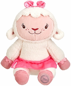 Disney Doc McStuffins Exclusive 11 Inch Plush Lambie [SITTING]