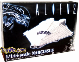 Aliens 1/144 Scale Model Kit Narcissus