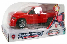 Transformers Hasbro Alternators Optimus Prime Dodge Ram SRT-10