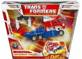 Transformers Hasbro Classics Voyager Action Figure Optimus Prime
