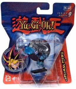 YuGiOh 2 Inch Series 9 PVC Battle Warrior