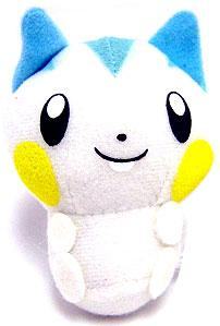 Pokemon Banpresto DP Series 1 Mini 3 Inch Plush Figure Pachirisu