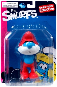Goldie The Smurfs 5 Inch Action Figure Papa Smurf